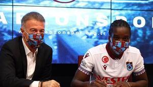Trabzonsporda kadro dışı bırakılan Fousseni Diabate izinsiz şekilde ülkesine döndü
