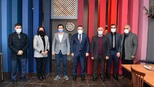 Başkan Genç'ten TSYD Trabzon Şubesine ziyaret