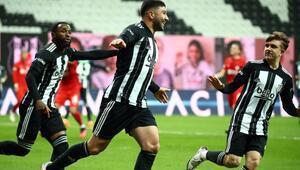 Beşiktaş 3-0 Sivasspor (Maç özeti ve golleri)