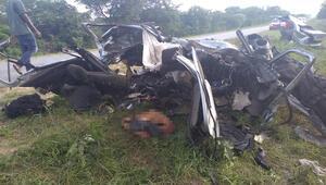 Zimbabve'de trafik kazası: 17 ölü, 7 yaralı