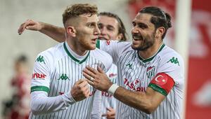 Bursaspor: 2 - Eskişehirspor: 1