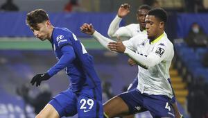 Chelsea-Aston Villa mücadelesinde puanlar paylaşıldı