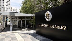 Türkiyeden Ermenistan güçlerinin Dağlık Karabağda ateşkesi ihlal etmesine tepki