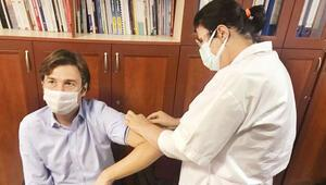 Hürriyet İzmir Temsilcisi Deniz Sipahi anlattı: Gönüllü olup aşımı yaptırdım