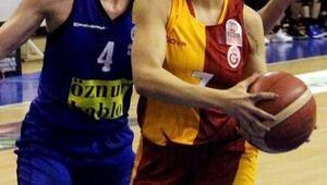 Kadın basketbolunda derbi zamanı Galatasaray ile Fenerbahçe yarın...