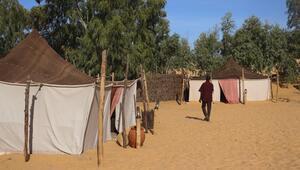 Senegalde Atlantik Okyanusuna komşu cep çölü: Lompoul