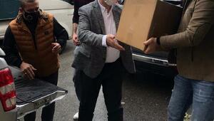 AK Partiden Konaktaki 3 bin 500 aileye yardım