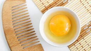 Yumurtanın Saça Faydaları