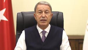 Bakan Akar: Ortak Merkezde görev yapacak personel Azerbaycanda...