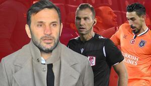 Son Dakika | PFDKdan Başakşehir Teknik Direktörü Okan Buruka 5 maç ceza