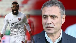 Antalyaspor-Hatayspor maçında tarihi anlar Ersun Yanal oldu, böylesi görülmedi