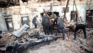 Hırvatistandan acı haber Can kaybı yükseldi