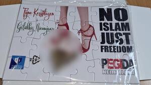 İslam karşıtı PEGIDAdan çirkin provokasyon