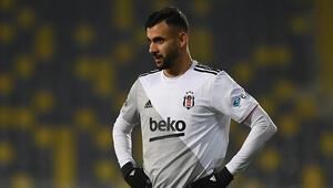 Beşiktaşa Rachid Ghezzaldan kötü haber