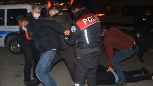 Adanada hareketli gece 3 gözaltı