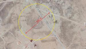 Uydu görüntülerinden tespit edilmişti Belediye ekipleri harekete geçti...