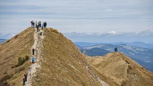 Nefes kesen manzaralarıyla Vorarlberg