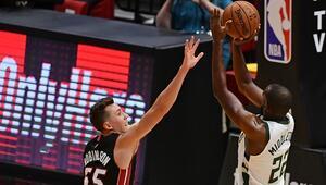 NBAde Gecenin Sonuçları | Milwaukee Bucks, üç sayı rekoru kırdı