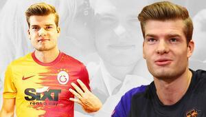 Alexander Sörlothun menajerinden Galatasaraya beklenmedik teklif