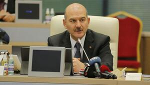 Bakan Soylu, AFAD İl Müdürlüğünde önemli açıklamalarda bulundu