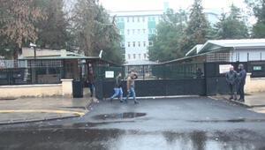 Diyarbakırda özel okuldan hırsızlık yapan 3 şüpheli tutuklandı