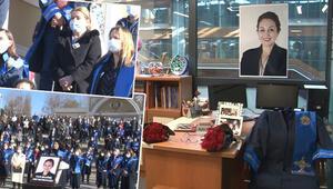 Aylin Sözer için öğretim üyesi olduğu üniversitede anma töreni