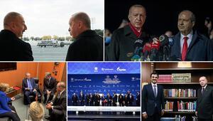 Cumhurbaşkanı Recep Tayyip Erdoğanın 2020 mesaisi