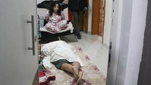 Uyuşturucu satıcılarına yönelik şafak operasyonunda kıskıvrak yakalandılar
