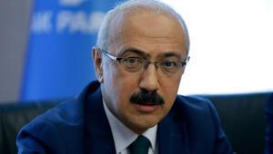 Bakan Elvan 5 bakan ile reform toplantısı yaptı