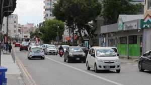 Son dakika: Kıbrısta sokağa çıkma yasağı ilan edildi