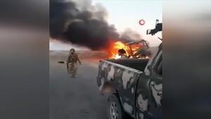 Suriyede yolcu otobüsüne acımasız saldırı: 25 ölü 13 yaralı