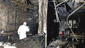 Hastanedeki yangının şüphelisi oksijen cihazı