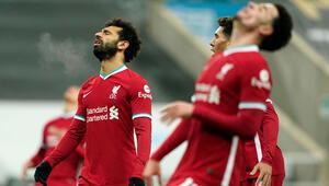 Premier Ligde lider Liverpool yine kazanamadı