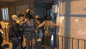 İstanbulda yılbaşı öncesi terör örgütü DEAŞ operasyonu