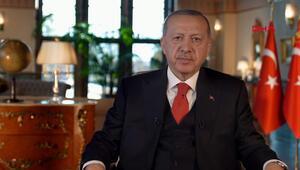 Son dakika: Cumhurbaşkanı Erdoğandan yeni yıl mesajı