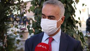 Prof. Dr. Bakırdan maske mesajı