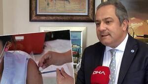 Bilimleri Kurulu Üyesi Prof. Dr. Mustafa Necmi İlhandan aşı açıklaması