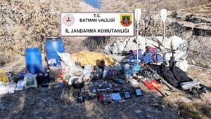 Batmanda 3.5 kilo C4 patlayıcı ele geçirildi