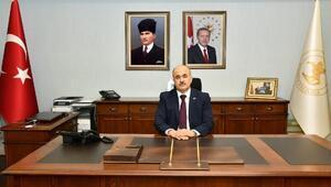Samsun Valisi Dağlı, yeni yıl mesajı yayımladı