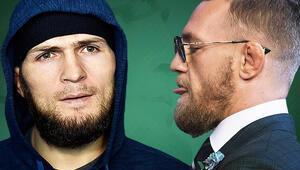 UFCden tarihi plan Khabib Nurmagomedov ve Conor McGregora rövanş...