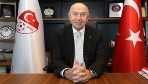 TFF Başkanı Nihat Özdemir: Türk futbolunun kalıcı şekilde nefes almasını sağlayacak adımlar atacağız...