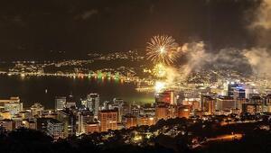 Son dakika: Yeni Zelanda 2021e girdi Muhteşem kutlama görüntüler canlı yayınlanıyor