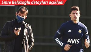 Fenerbahçede Diego Perottinin sözleşmesinde çarpıcı gerçek Emre Belözoğlu açıkladı...