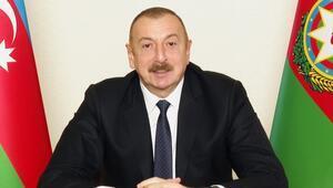 Azerbaycan Cumhurbaşkanı Aliyev: Kontrolsüz Ermeni silahlı güçleri bizim topraklarımızda faaliyet gösteriyor
