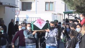 Aylin Sözer için cenaze töreni düzenlendi
