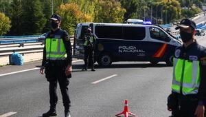 İspanyada binlerce yasadışı yeni yıl partisi ihbarı yapıldı