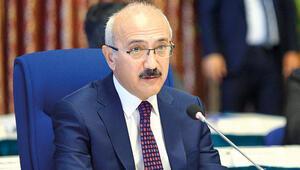 Hazine ve Maliye Bakanı Lütfi Elvan yeni yıl mesajında 'reform' vurgusu yaptı: 'Bu süreçten güçlenerek çıkacağız'