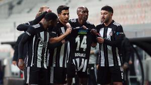 Süper Lig'de yılın en golcüsü Beşiktaş