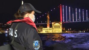 İstanbul Boğazında sıkı denetim