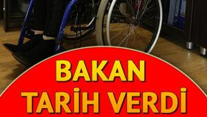 Engelli memur ataması ne zaman yapılacak Aile, Çalışma ve Sosyal Hizmetler Bakanı Selçuktan açıklama